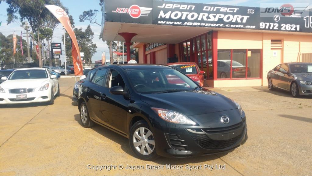 2010 Mazda 3 Neo Japanese Used Cars Importers And