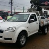 2011 GREAT WALL V240 CAB CHASSIS UTE