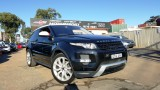 2011 LAND ROVER RANGE ROVER EVOQUE MY12