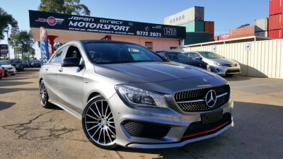 2015 MERCEDES  BENZ CLA250