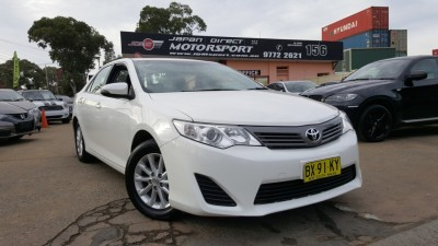 2013 TOYOTA CAMRY ALTISE