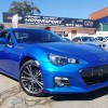 2013 SUBARU BRZ AUTO LIMIT EDITION