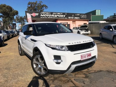 2014 LAND ROVER R/R EVOQUE SD4 Dynamic