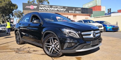 2016 MERCEDES-BENZ GLA180