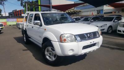 2006 Nissan Navara ST-R D22 S2 Manual 4x4 Dual Cab