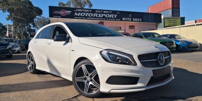 2016 Mercedes-Benz A250 Sport Auto 4MATIC