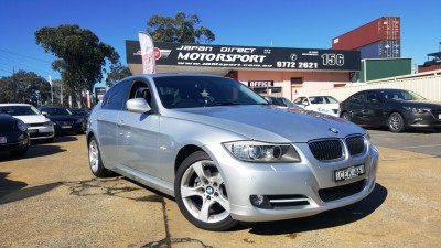 2011 BMW 320d Lifestyle E90 MY12