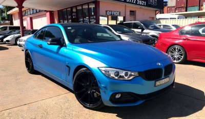 MY14 BMW 428i SPORT LINE COUPE