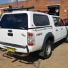 2011 FORD RANGER DUAL CAB