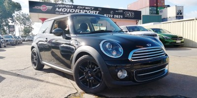 2012 MINI HATCH COOPER BAKER STREET