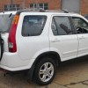 2002 Honda CR-V Sport Manual 4WD MY02