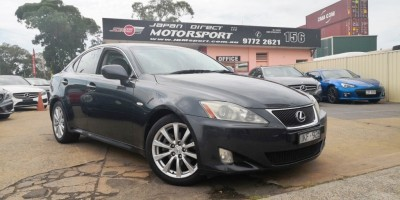 2006 LEXUS IS250 PRESTIGE