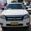 2010 FORD RANGER XL 4X4 AUTO