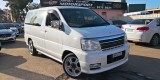 2001 NISSAN ELGRAND E50 X ALL MODE 4X4