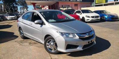 2015 HONDA CITY VTi Auto MY16