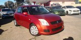 2007 SUZUKI SWIFT AUTO HATCH