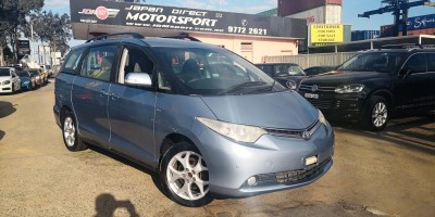 2008 TOYOTA TARAGO GLX AUTO PEOPLE MOVER