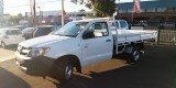 2007 Toyota Hilux Workmate Tipper Manual 4x2  MY07
