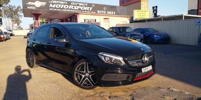 MY16 Mercedes-Benz A250 Sport Auto 4MATIC
