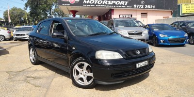 2004 HOLDEN ASTRA CITY AUTO HATCH