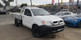 2005 TOYOTA HILUX WORKMATE MANUAL UTE
