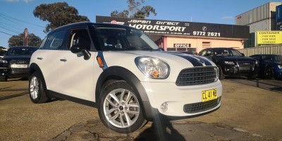 2011 MINI COUNTRYMAN COOPER AUTO