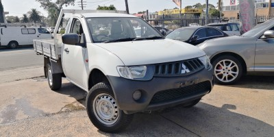 2008 Mitsubishi Triton GLX ML Auto 4x2 MY09