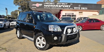 2003 NISSAN X-TRAIL Ti LUXURY (4x4)