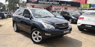 2006  LEXUS RX350 SPORTS LUXURY AUTO 4X4