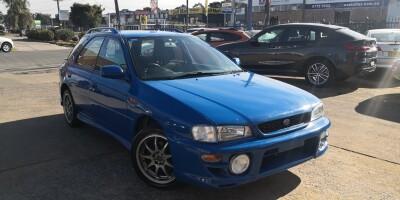 2000 SUBARU IMPREZA AUTO HATCH