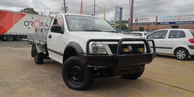 2005 HOLDEN RODEO LX RA Manual 4x2 MY05