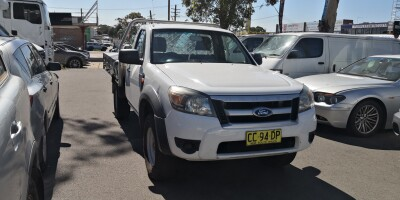 2010 Ford Ranger XL Hi-Rider PK Manual 4x2