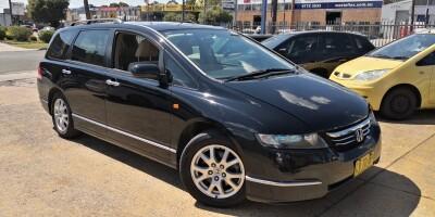 2004 Honda Odyssey Luxury Auto