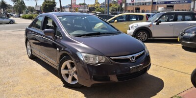 2007 HONDA CIVIC VTi-L Manual  Sedan MY07